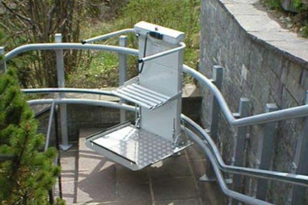 sillas salvaescaleras a precios asequibles en Madrid