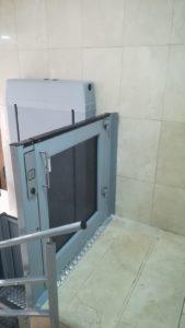 Plataformas elevadoras verticales