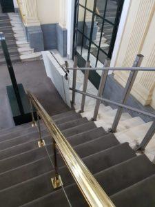 plataforma salvaescaleras recta