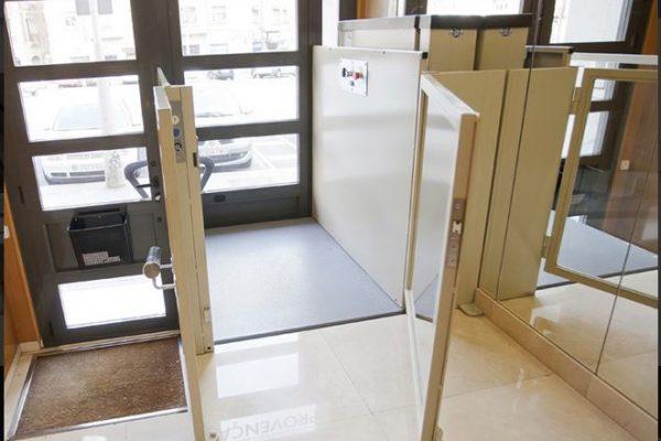 elevadores para minusválidos a bajo precio en Madrid